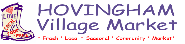 Hovingham Village Market  Website
